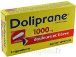 DOLIPRANE ADULTES 1000 mg, suppositoire à Pessac