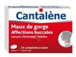 CANTALENE, comprimé à sucer à Pessac
