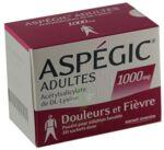 ASPEGIC ADULTES 1000 mg, poudre pour solution buvable en sachet-dose à Pessac