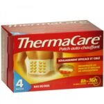 THERMACARE, pack 4 à Pessac