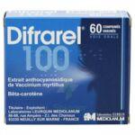 DIFRAREL 100 mg, comprimé enrobé à Pessac