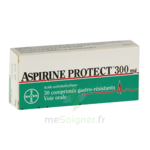 ASPIRINE PROTECT 300 mg, comprimé gastro-résistant à Pessac