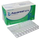 AQUAREST 0,2 %, gel opthalmique en récipient unidose à Pessac