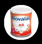 Novalac AR 2 Lait poudre antirégurgitation 2ème âge 800g à Pessac