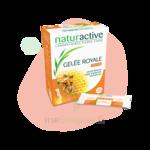 Acheter Naturactive Phytothérapie Fluides Gelée Royale Solution Buvable 2B/20 Sticks/10ml à Pessac