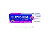 Acheter Elgydium Dentifrice Kids 2/6 ans Grenadine Protection Caries Tube 50ml à Pessac