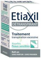 Etiaxil Aisselles Détranspirant Peau Sensibles Roll-on/15ml à Pessac