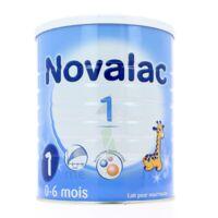 Novalac 1 Lait En Poudre 1er âge B/800g à Pessac