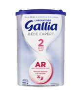 Gallia Bebe Expert Ar 2 Lait En Poudre B/800g à Pessac