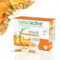 Naturactive Phytothérapie Fluides Solution Buvable Vitalité 20 Sticks/10ml à Pessac