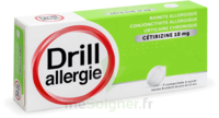 DRILL 10 mg Comprimés à sucer allergie cétirizine Plq/7 à Pessac