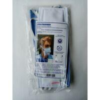 Masque De Protection En Tissu Réutilisable B/2 à Pessac