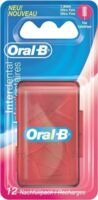 ORAL B INTERDENTAL SET, ultrafine, cylindrique, bt 12 à Pessac
