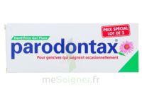PARODONTAX DENTIFRICE GEL FLUOR 75ML x2 à Pessac