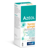 Pileje Azéol Spray Gorge Flacon De 15ml à Pessac