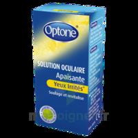 Optone Solution Oculaire Rafraîchissante Yeux Irrités Fl/10ml à Pessac