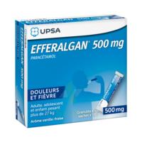 Efferalgan 500 mg Glé en sachet Sach/16 à Pessac