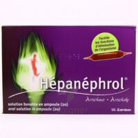 HEPANEPHROL, solution buvable en ampoule