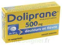 DOLIPRANE 500 mg Comprimés 2plq/8 (16) à Pessac