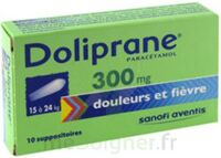 Doliprane 300 Mg Suppositoires 2plq/5 (10) à Pessac