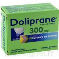 Doliprane 300 Mg Poudre Pour Solution Buvable En Sachet-dose B/12 à Pessac