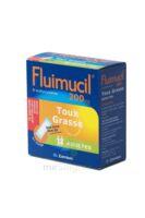 Fluimucil Expectorant Acetylcysteine 200 Mg Adultes Sans Sucre, Granulés Pour Solution Buvable En Sachet édulcorés à L'aspartam Et Au Sorbitol à Pessac