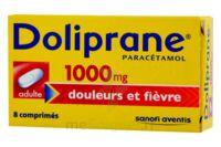 DOLIPRANE 1000 mg Comprimés Plq/8 à Pessac