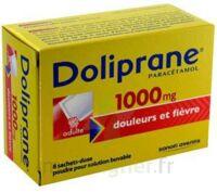 DOLIPRANE 1000 mg Poudre pour solution buvable en sachet-dose B/8 à Pessac