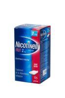 Nicotinell Menthe Fraicheur 2 Mg Sans Sucre, Gomme à Mâcher Médicamenteuse 8plq/12 (96) à Pessac