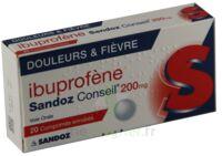 IBUPROFENE SANDOZ CONSEIL 200 mg, comprimé enrobé à Pessac