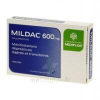 MILDAC 600 mg, comprimé enrobé à Pessac