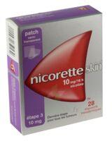 Nicoretteskin 10 mg/16 h Dispositif transdermique B/28 à Pessac