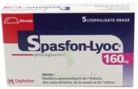 SPASFON LYOC 160 mg, lyophilisat oral à Pessac