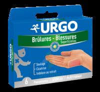URGO BRULURES-BLESSURES x 6 à Pessac
