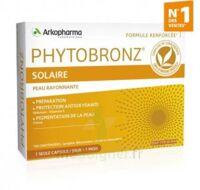 Phytobronz Solaire Caps Tous Types De Peaux B/30 à Pessac
