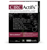 Synactifs Circatifs Gélules B/30 à Pessac