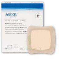 Aquacel Foam Pansement Hydrocellulaire AdhÉsif StÉrile 10x20cm B/10 à Pessac