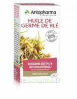 Arkogélules Huile de germe de blé Caps Fl/60