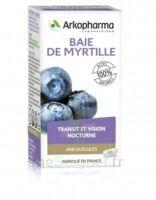 Arkogélules Myrtille baies Gélules Fl/45 à Pessac