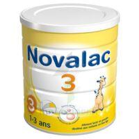 Novalac 3 Lait De Croissance B/800g à Pessac