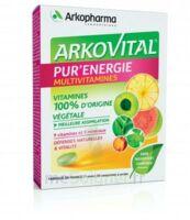 Arkovital Pur'energie Multivitamines Comprimés Dès 6 Ans B/30 à Pessac