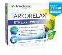 Arkorelax Stress Control Comprimés B/30 à Pessac