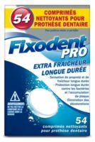 Fixodent Pro Comprimés Nettoyant Fraîcheur Longue Durée Pour Prothèse Dentaire B/54 à Pessac