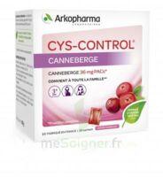 Cys-Control 36mg Poudre orale 20 Sachets/4g à Pessac