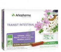 Arkofluide Bio Ultraextract Solution buvable transit intestinal 20 Ampoules/10ml à Pessac