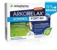 Arkorelax Sommeil Fort 8H Comprimés B/15 à Pessac