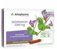 Arkofluide Bio Ultraextract Desmodium Solution buvable 20 Ampoules/10ml à Pessac