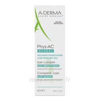 Aderma Phys'ac Global Soin Imperfection Sévères 40ml à Pessac