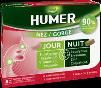 Humer Nez/gorge Jour&nuit 15 Comprimés à Pessac