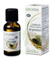 Naturactive Respiration Complex Huiles Essentielles Bio 30ml à Pessac